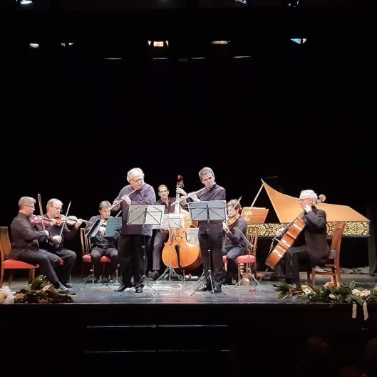 Eduard Sanchez & Claudi Arimany. Orchestre Camerata Musica Viva