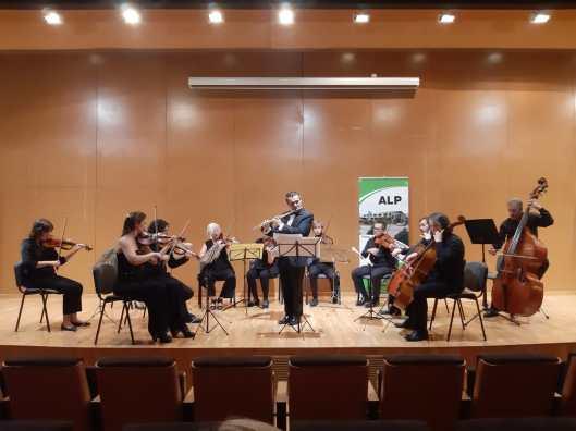 Eduard Sánchez Orquesta Germans Pla