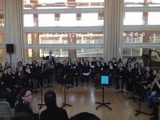 convencion 2012 orquesta de flautas